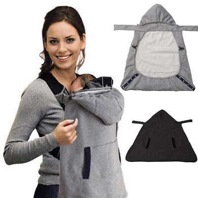 24e38d754d5 Baby Carrier Sling Cloak Warm Cape Cloak Winter Cover Wind Out Necessary  Carry