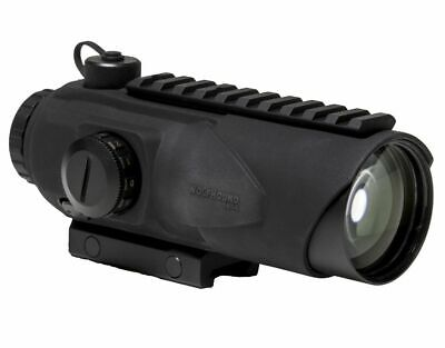 Demo,Sightmark Wolfhound 6x44 Prismatic Shockproof Weapon Sight w/ HS: R-SM13026