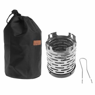 Heating Stove Portable Heater Cover Bag Tent Warmer Outdoor Camping Equipment