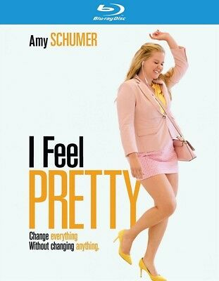 I Feel Pretty (Blu-ray Disc ONLY, 2018)