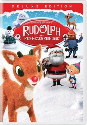 Uni Dist Corp Mca D46198317D Rudolph The Red Nosed Reindeer Deluxe Edition (Dvd)