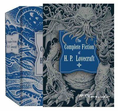 The Complete Fiction of H.P. Lovecraft by H. P. Lovecraft 9781631060014