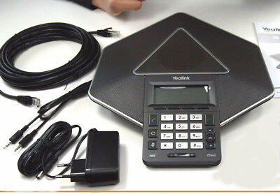 NEW Yealink CP860 HD IP Conference Phone