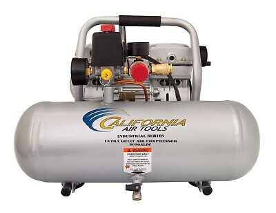CALIFORNIA AIR TOOLS 2010ALFC Ultra Quiet, Oil-Free  Air Compressor - USED