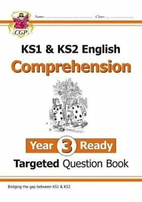 New KS1 & KS2 English Targeted Question Book: Comprehension - Y... 978178294
