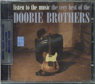 The Doobie Brothers Listen To The Music Very Best Sealed Cd New Greatest Hits