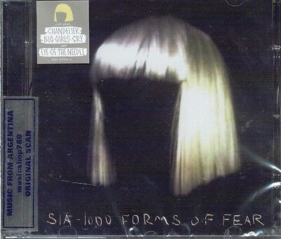 Sia 1000 Forms Of Fear Sealed Cd New 2014