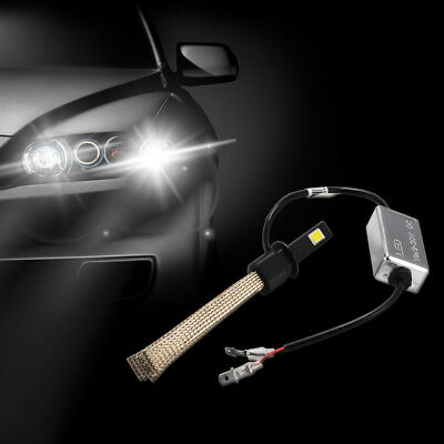 H1 / H4 H7 240W Hallo Abblendlicht CSP Glühbirne Conversion Kit S7 Auto LED