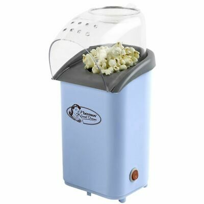 Bestron Machine à pop-corn Appareil à pop corn électrique Bleue 1100 W APC1003