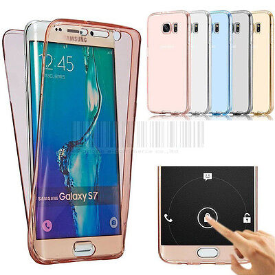 more photos a981c 87f46 ULTRA THIN TRANSPARENT Shockproof Clear Case Cover For Samsung Galaxy J7  J700T