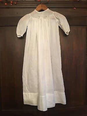 Vintage Baby Gown Christening Antique