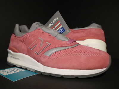 19c3483a6a66 New Balance M997Cpt 997 Concepts Cncpts Rose Pink Silver White Ronnie Fieg  8.5