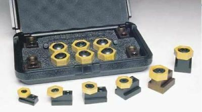 T-Slot Clamp Kit,1/4-20,ST MITEE-BITE PRODUCTS INC 10640