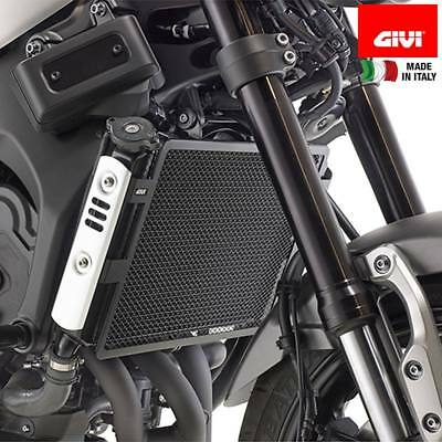 Givi Pr2128 Grill Protection Radiator Shaped Stainless Steel Black