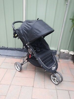 Baby Jogger City Mini Single Stroller  - solid & lightweight Good Condition