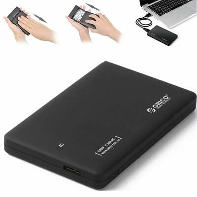 ORICO 2.5 Inch USB 3.0 SATA SSD HDD Hard Drive Dock Station Enclosure Disk Case
