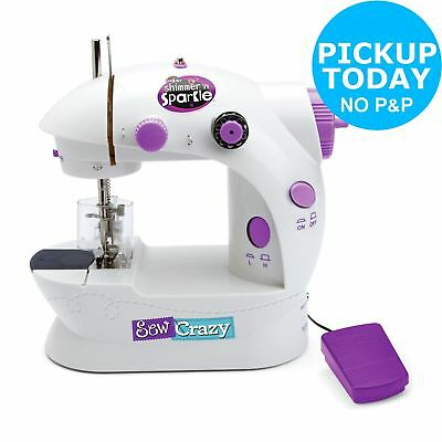 Shimmer and Sparkle Sewing Machine.