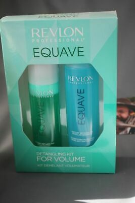 Revlon Equave volumizing Kit  Hydro Shampoo + volumizing conditioner