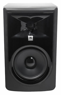 "JBL 306P MkII 6"" 2-Way Powered Studio Reference Monitor Monitoring Speaker"