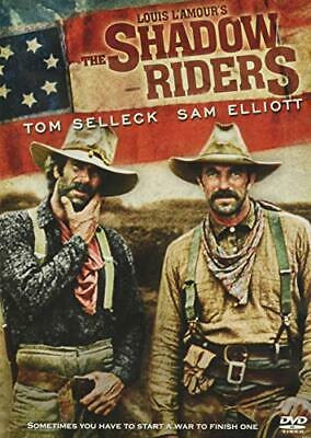 The Shadow Riders [DVD] NEW!