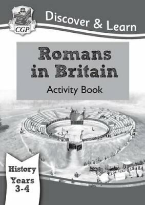 KS2 Discover & Learn: History - Romans in Britain Activity Book... 978178294