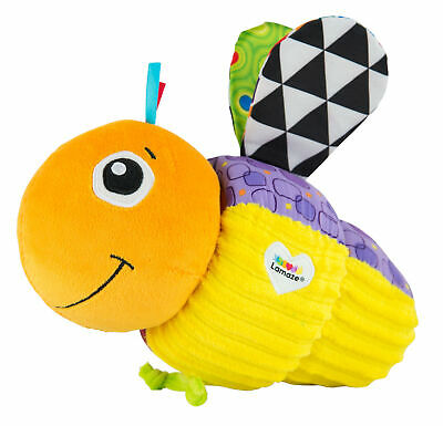 LC27427 Lamaze Twist & Turn Bug Kids Baby Babies Toddlers Toy 6+ Months - New