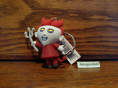 Nightmare Before Christmas Figural Keyring Series 3 3 Inch Lock