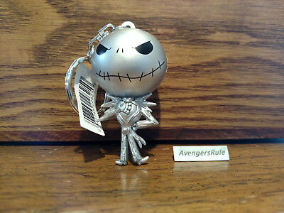 Nightmare Before Christmas Figural Keyring Series 3 3 Inch Exclusive A Jack