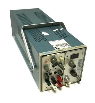 Tektronix Tm502A Power Module With Ps503A Power Supply & Sg503 Wave Generator