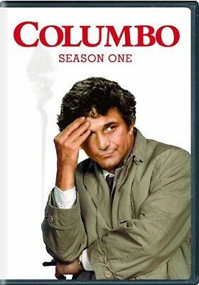 COLUMBO SEASON 1 ONE Sealed New 5 DVD Set