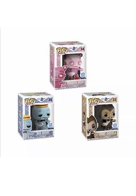 Funko Pop! Ad Icons CEREAL MONSTERS 3-Pack Bundle Franken Berry Boo Berry Count