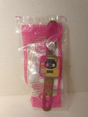 McDonalds Happy Meal Hello Kitty Watch Chococat Sealed In Package 2008