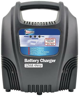 Car Battery Charger Portable Vehicle Booster Heavy Duty Cars Power Jump Start 12