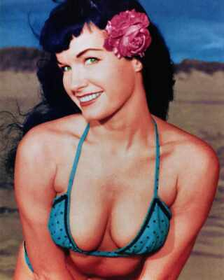 Bettie Page 10,300 Picture CD - Must have for collector