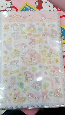 2018 Sanrio My Melody Paper Sticker ~ NEW Free Shipping