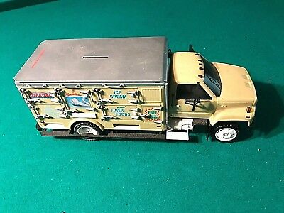 Vintage Schwan's Delivery Truck - Bank Employees Edition GMC Top Kick Plastic