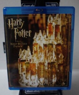 Harry Potter and the Half-Blood Prince (NEW Blu-ray) 2-Disc Set FREE SHIPPING!