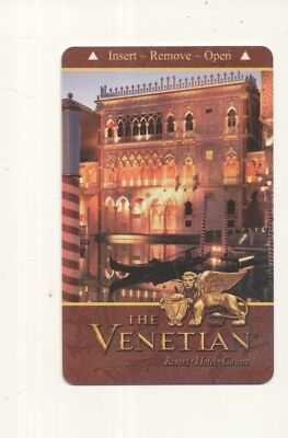 older---THE VENETIAN---{before the Palazzo}----Las Vegas,NV---Room key-K-34