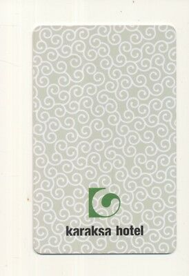 KARAKSA HOTEL-----Osaka,Japan-----Room key--K-57