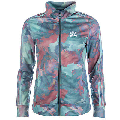 Womens adidas Originals Womens Pastel Camo Europa Track Jacket in Multi  colour - 159ef97718