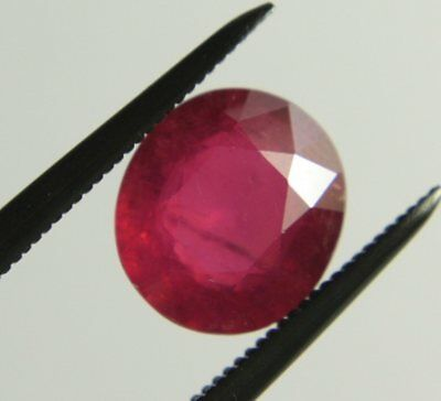 RUBINO NATURALE 2.55 ct (477)