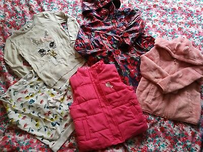 Girl Bundle 2-3-4 years Next, Marks And Spencer, H&M coats, cardigan, jumpers