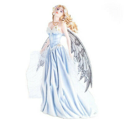 NEW Last Light White Fairy Home Decoration Highly Detailed Figurine Collection