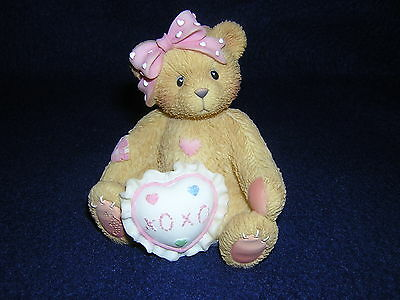 CHERISHED TEDDIES AGATHA Abbey Press Exclusive New and Never Displayed RARE!!