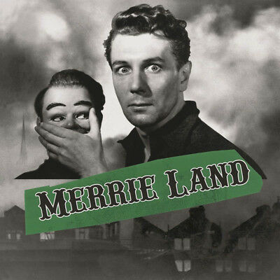 The Good, The Bad & The Queen - Merrie Land (NEW DELUXE CD BOOK)
