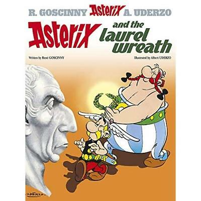 Asterix and the Laurel Wreath (Asterix (Orion Paperback - Paperback NEW Goscinny