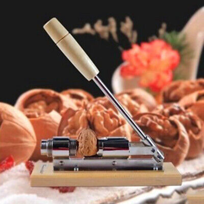 Nut Cracker Heavy Duty Walnut Plier Nut Opener Nutcracker Remover Kitchen Tool