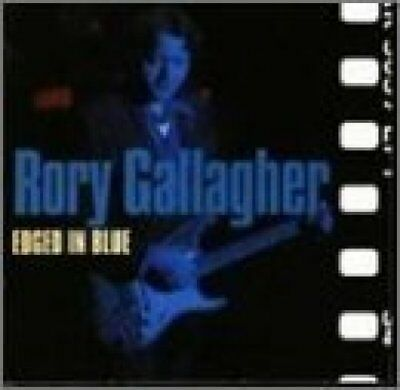Rory Gallagher | CD | Edged in blue (1992)