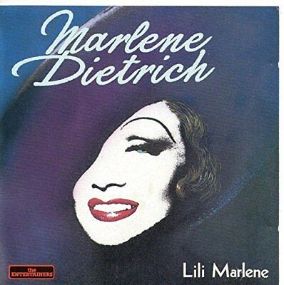 Marlene Dietrich | CD | Lili Marlene (26 tracks, the entertainers-series)