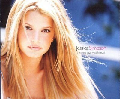 Jessica Simpson | Single-CD | I wanna love you forever (2000, #6688532)